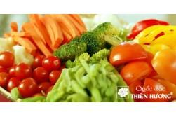 Phụ nữ yếu sinh lý đừng quên bổ sung vitamin mỗi ngày